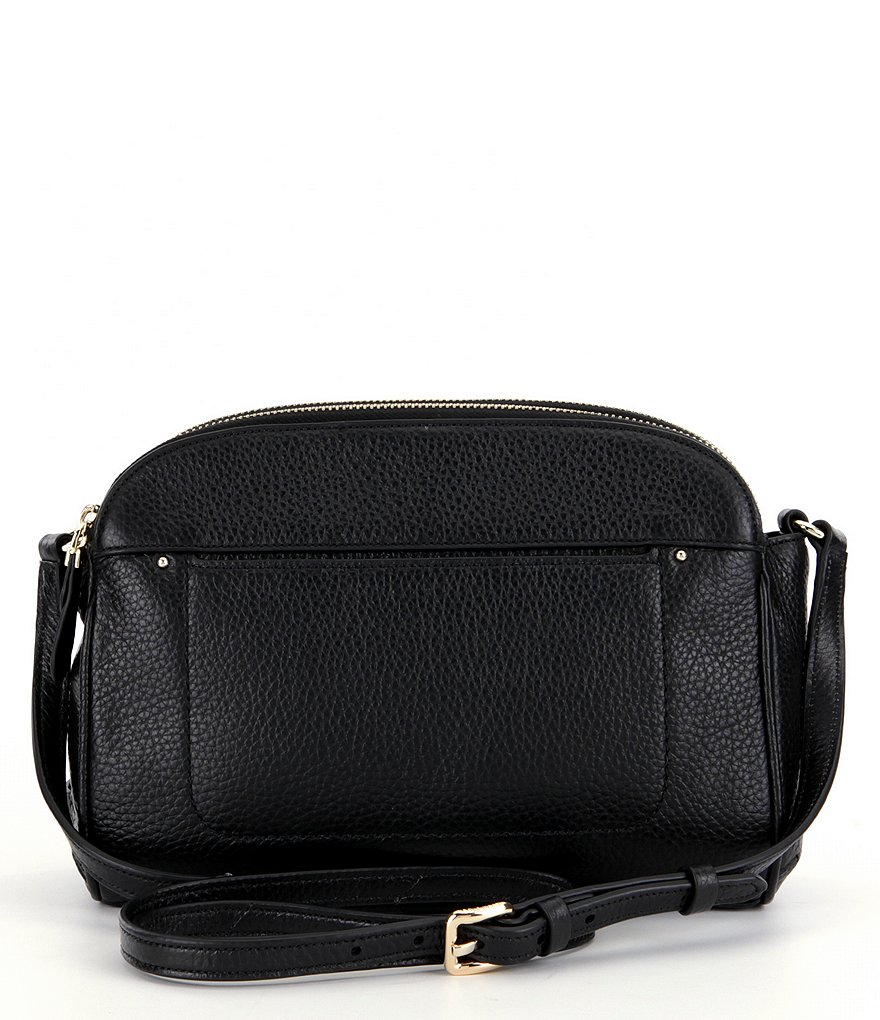 Cole Haan Tali Double-Zip Cross-Body Bag