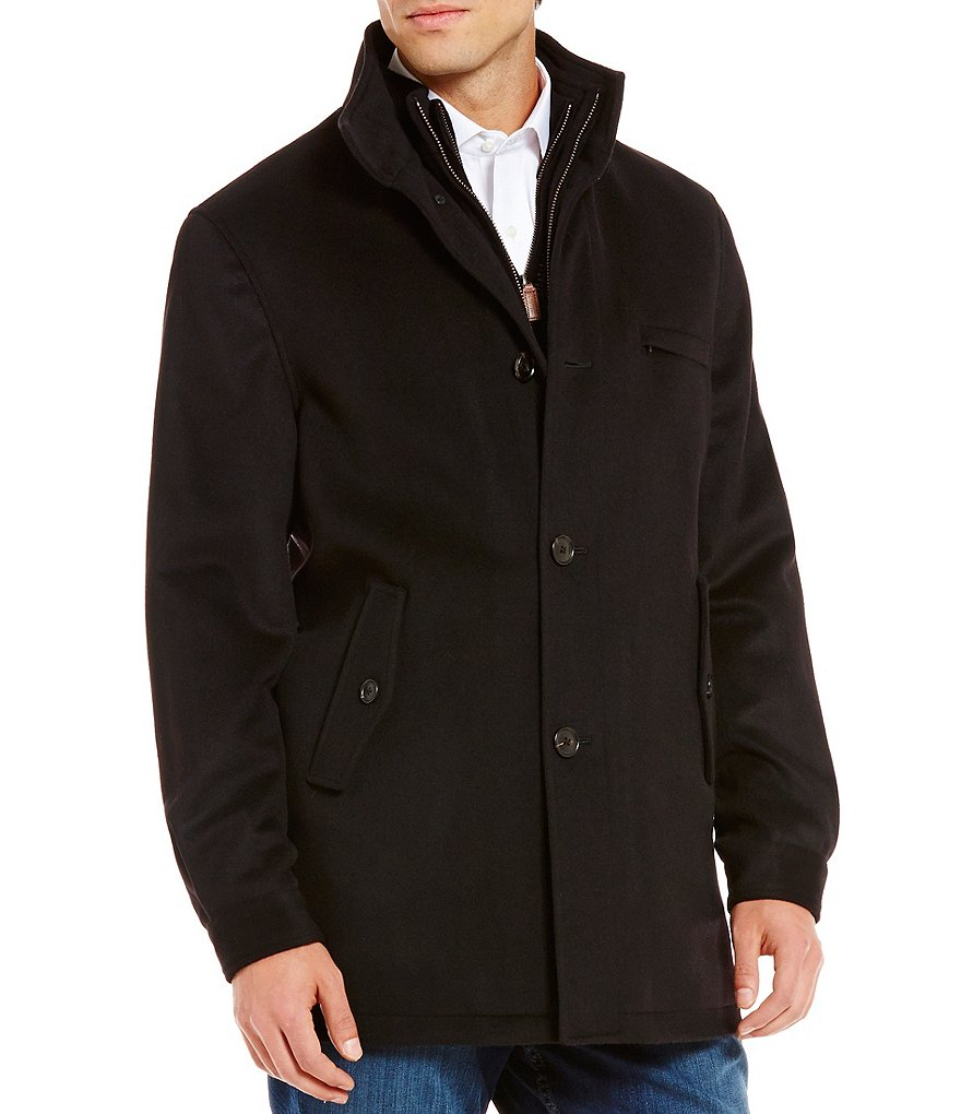 Cremieux Brian Wool Coat