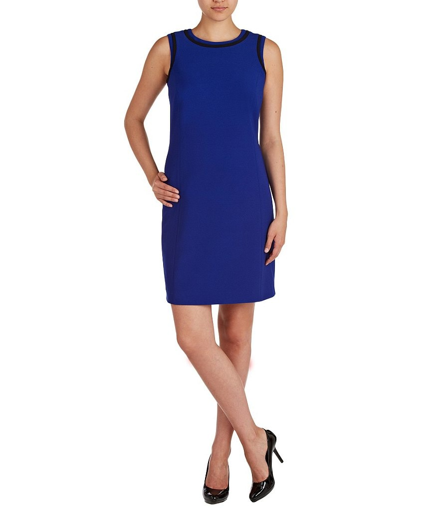 Peter Nygard Sleeveless Sheath Dress