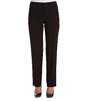 Peter Nygard Morgan Modern Straight Leg Pants
