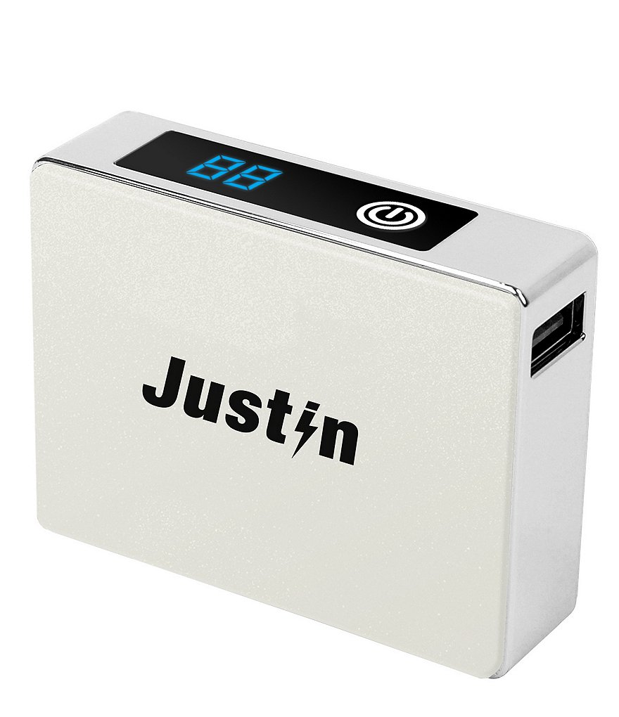 Innovative Technology Justin Power Bank Charger