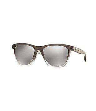 Oakley Moonlighter Polarized Classic Retro Rectangle Sunglasses