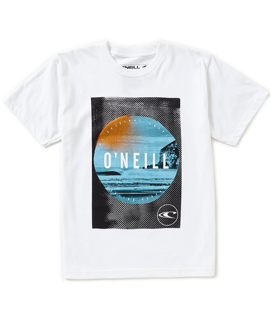 O´Neill Big Boys 8-20 Periscope Short-Sleeve Graphic Tee