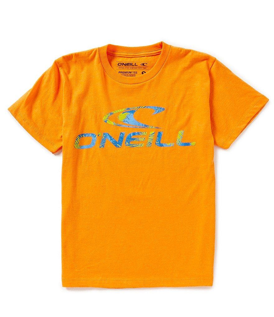 O´Neill Big Boys 8-20 Throttle Short-Sleeve Graphic Tee