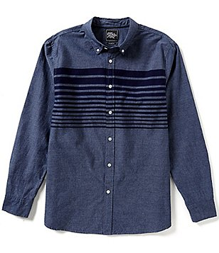 J.a.c.h.s. Manufacturing Co. Chest Stripe Shirt