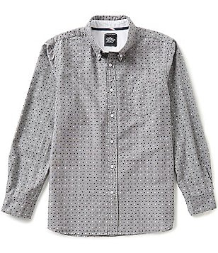 J.A.C.H.S. Manufacturing Co. Polka Dot Shirt