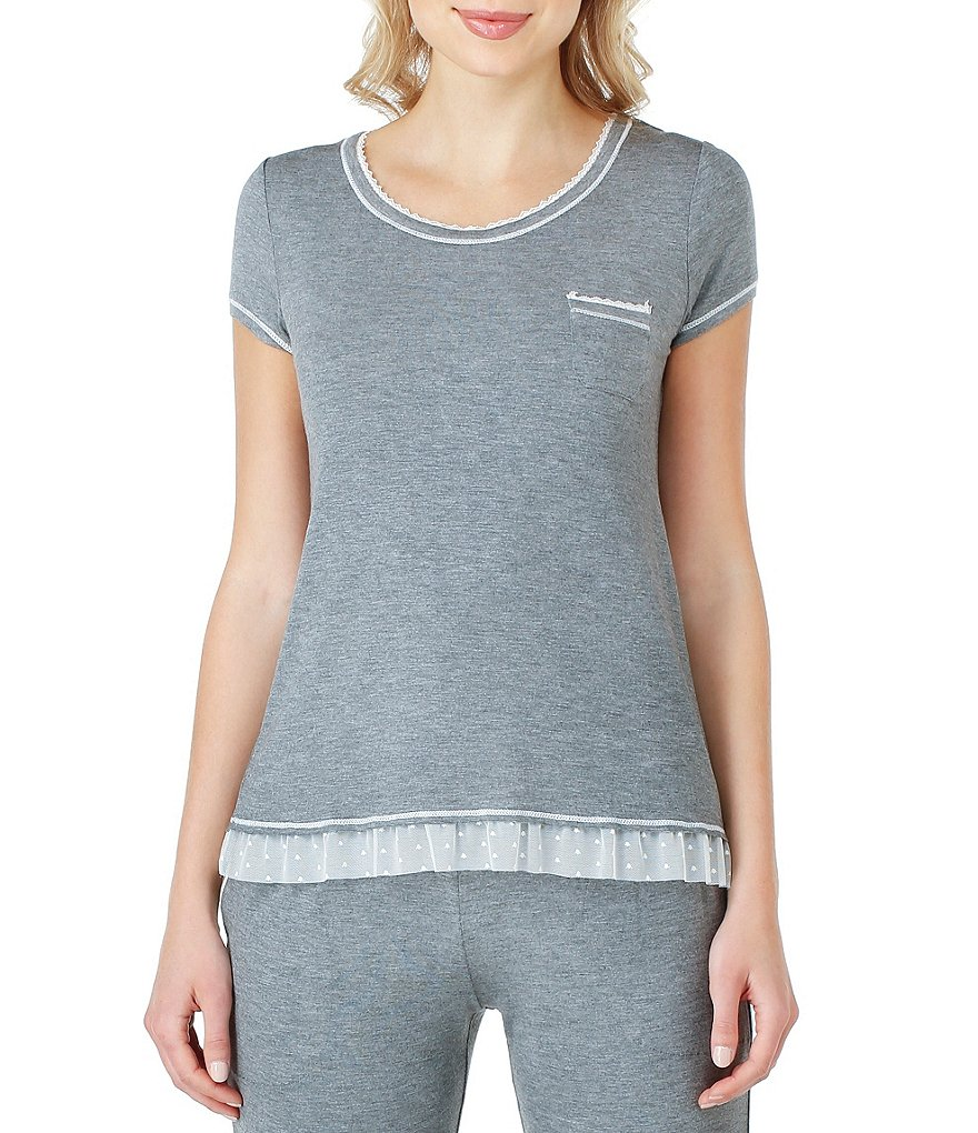 Kensie Jersey Sleep Top