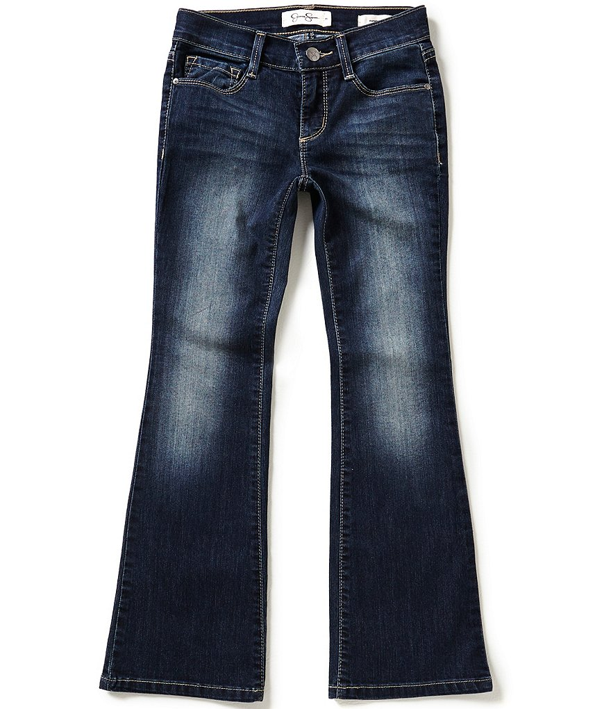 Jessica Simpson Big Girls 7-16 Sunshine Bootcut Jeans