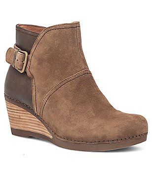 Dansko Shirley Booties