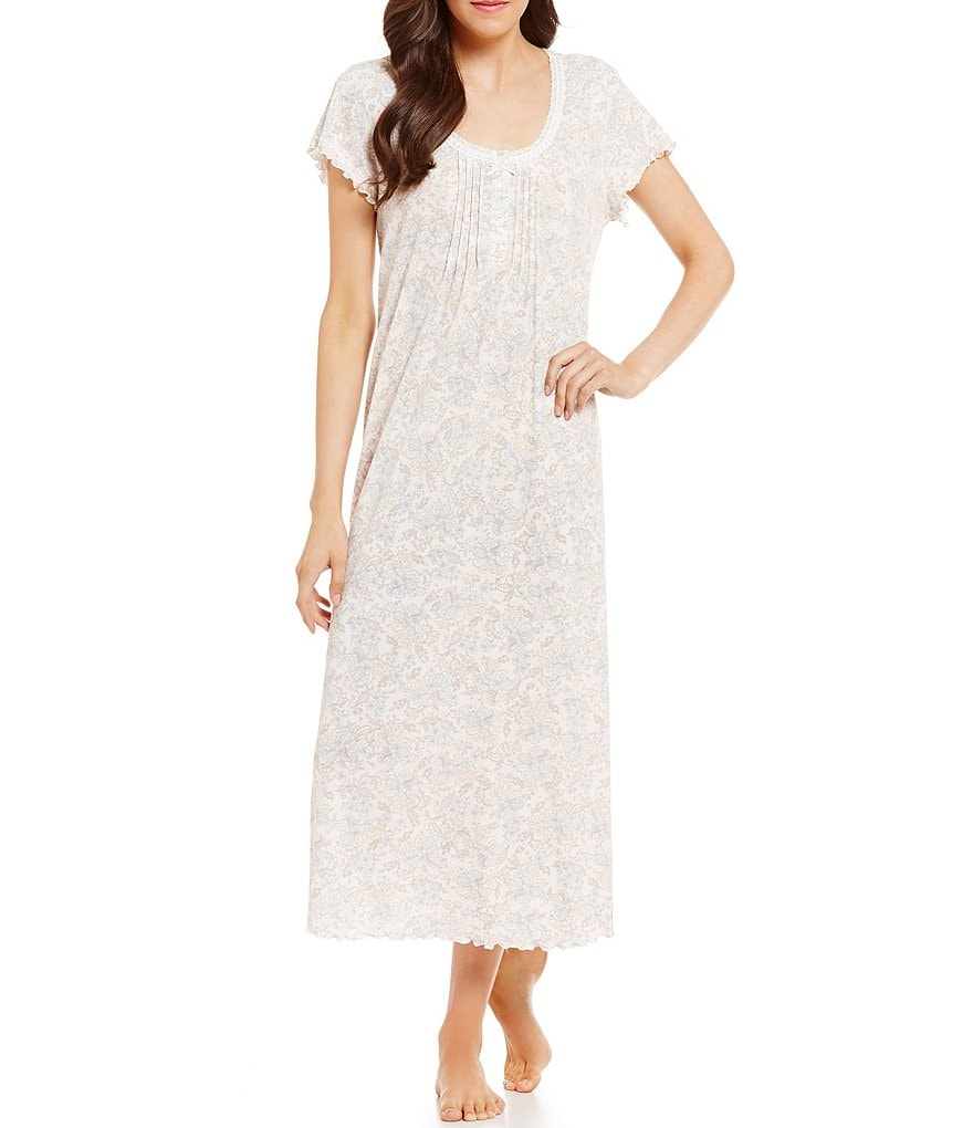 Miss Elaine Paisley Nightgown
