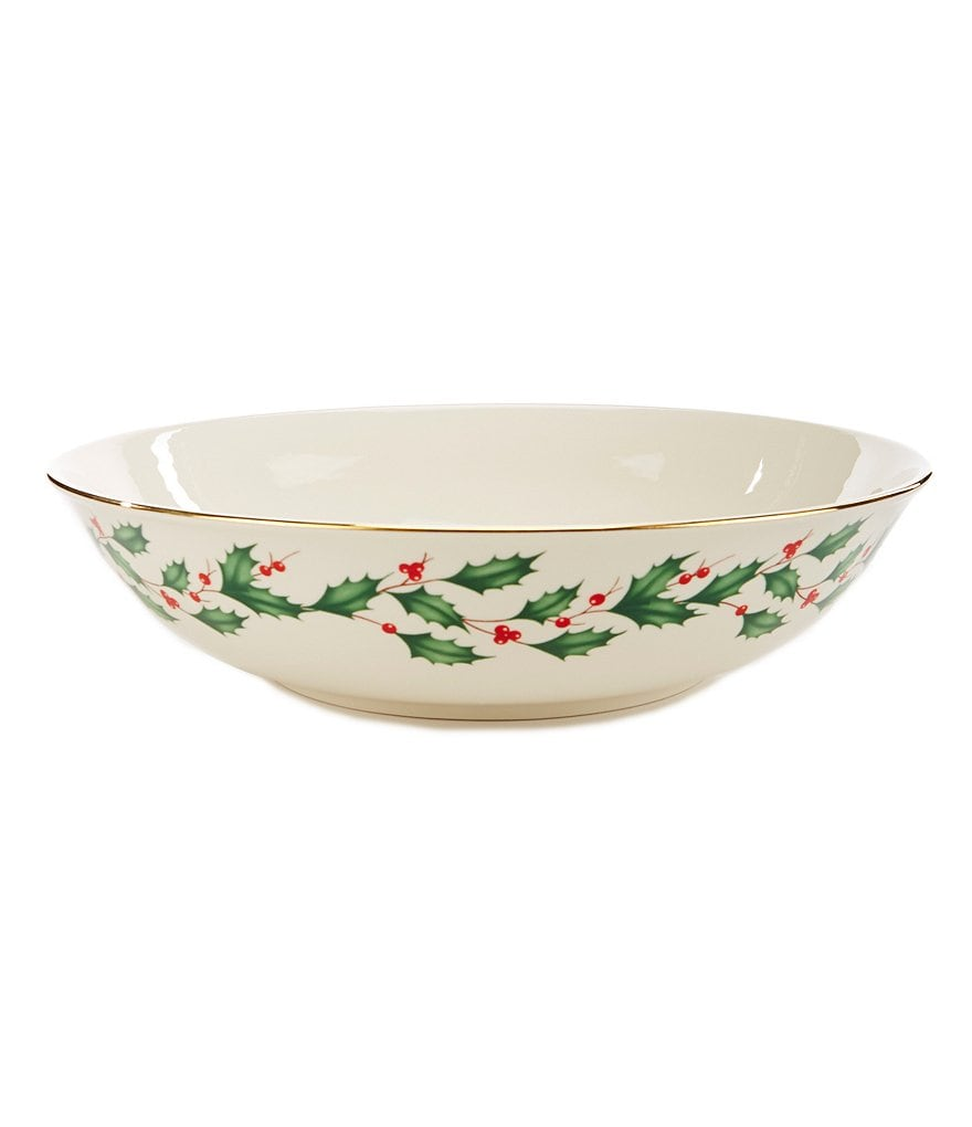 Lenox Home for the Holidays Have Yourself a Merry Little Christmas Bowl