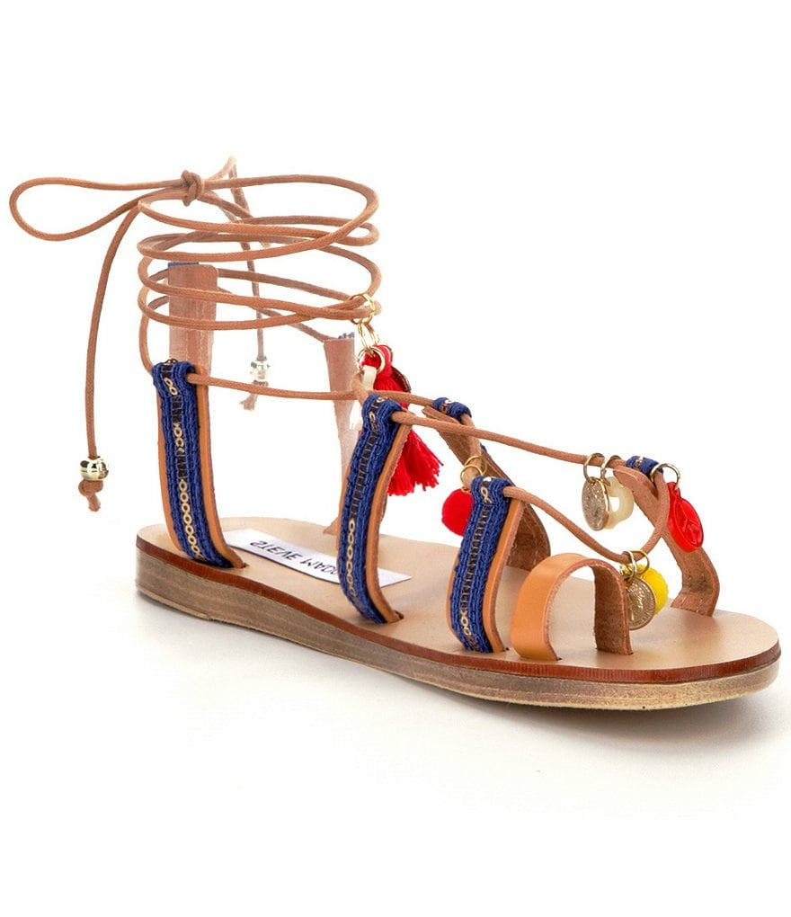 Steve Madden Cailin Lace-Up Sandals