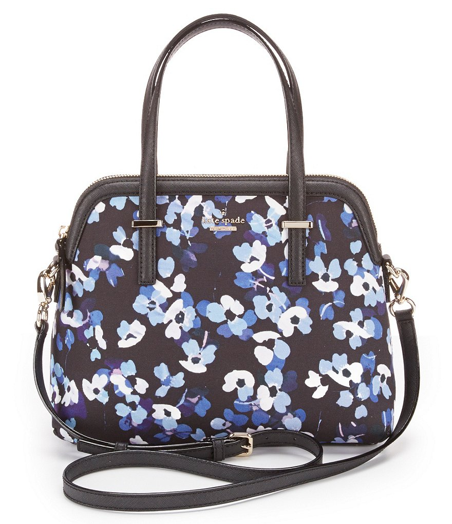 kate spade new york Cedar Street Collection Maise Floral Satchel