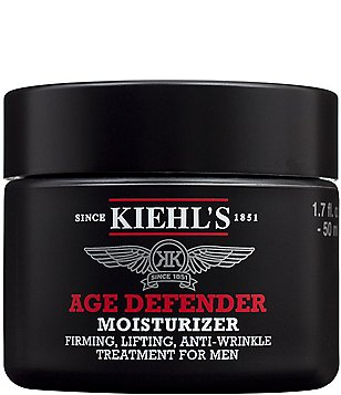 Kiehl´s Since 1851 Age Defender Moisturizer - Firming, Lifting, Anti-Wrinkle Treatment for Men