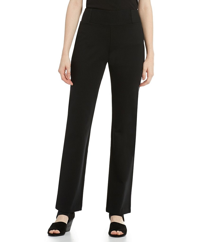 Eileen Fisher Slim Boot Cut Pants