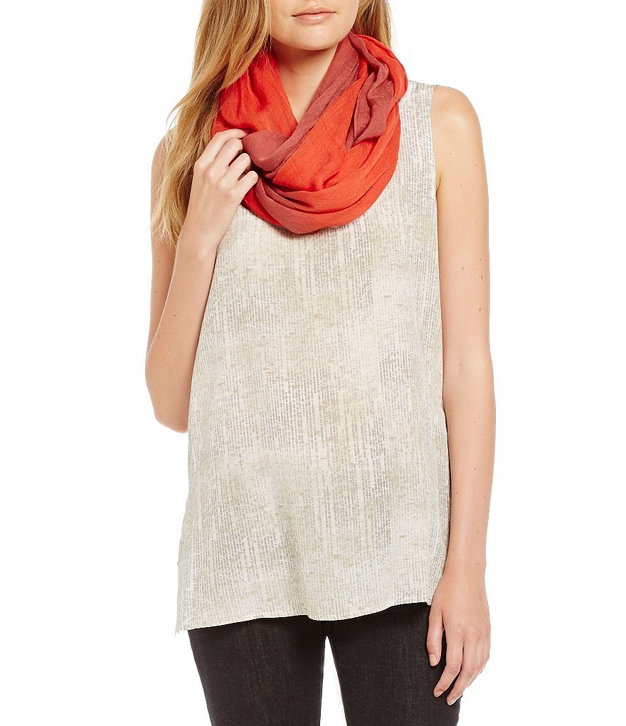 Eileen Fisher Color Drift Scarf