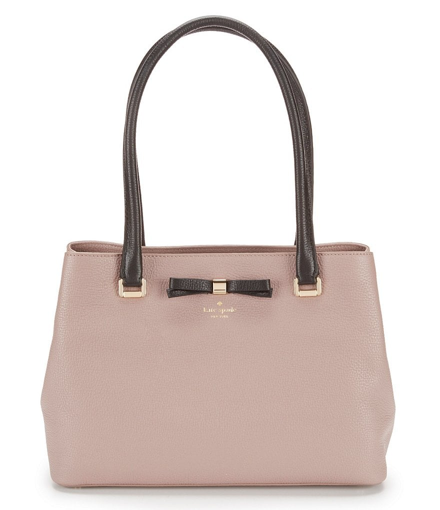 kate spade new york Henderson Street Collection Small Maryanne Bow Tote