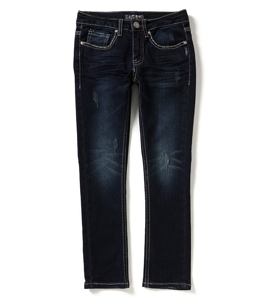 Silver Jeans Co. Big Girls 7-16 Sasha Skinny Jeans