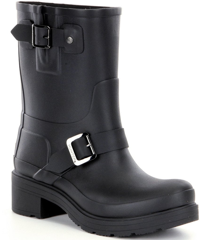 Hunter Women´s Original Ankle Biker Matte Rain Boots
