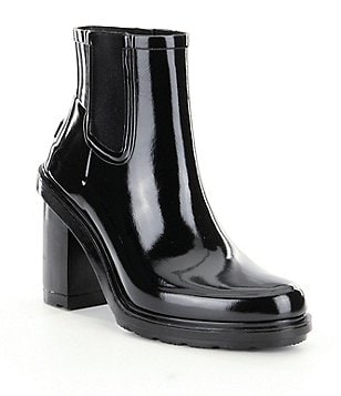 Hunter Women´s Original Refined High Heel Chelsea Rain Boots