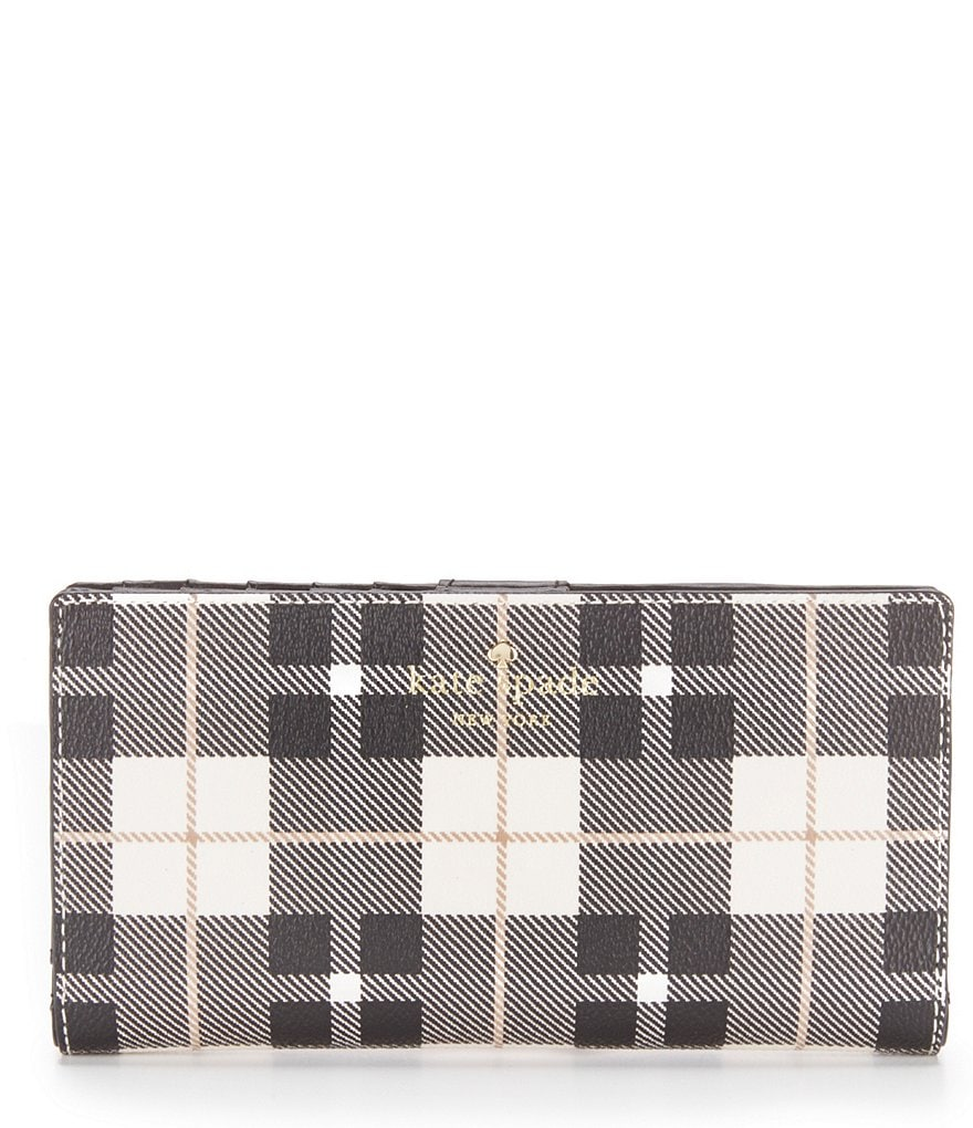 kate spade new york Fairmount Square Collection Stacy Continental Wallet