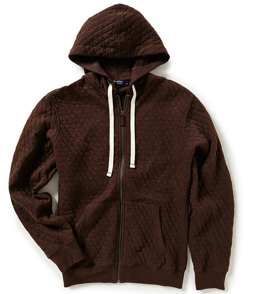 Cremieux Highland Peaks Collection Quilted Hoodie