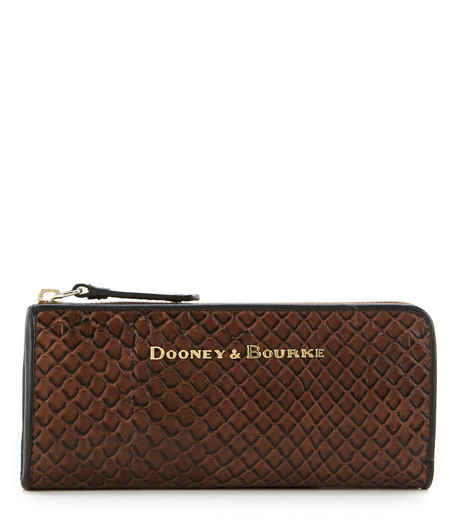 Dooney & Bourke Cordova Collection Zip Clutch