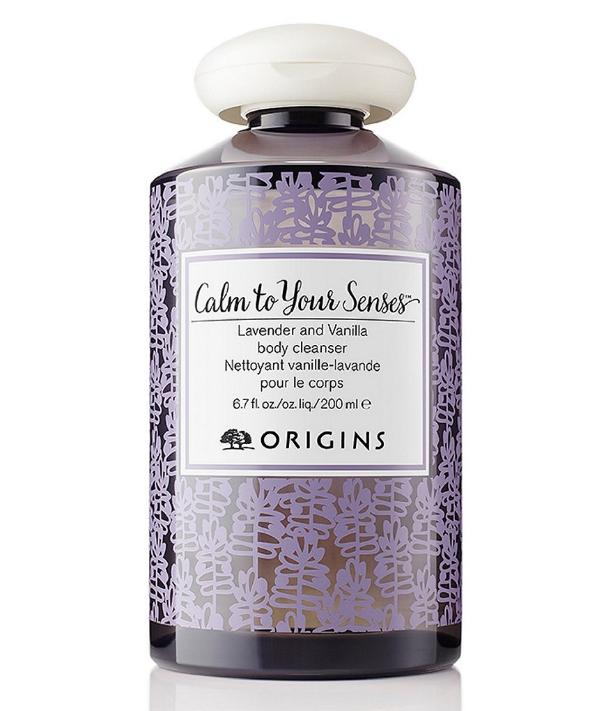 Origins Calm to Your Senses Lavender & Vanilla Body Cleanser
