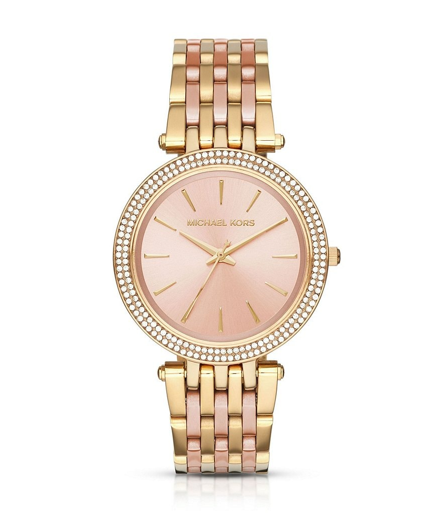 Michael Kors Darci Analog Bracelet Watch