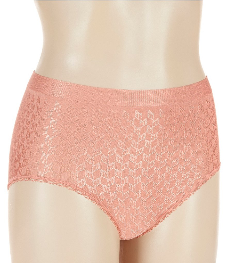 Modern Movement Jacquard Brief Panty