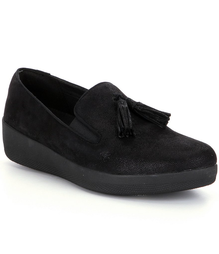 FitFlop Tassel Superskate Loafers