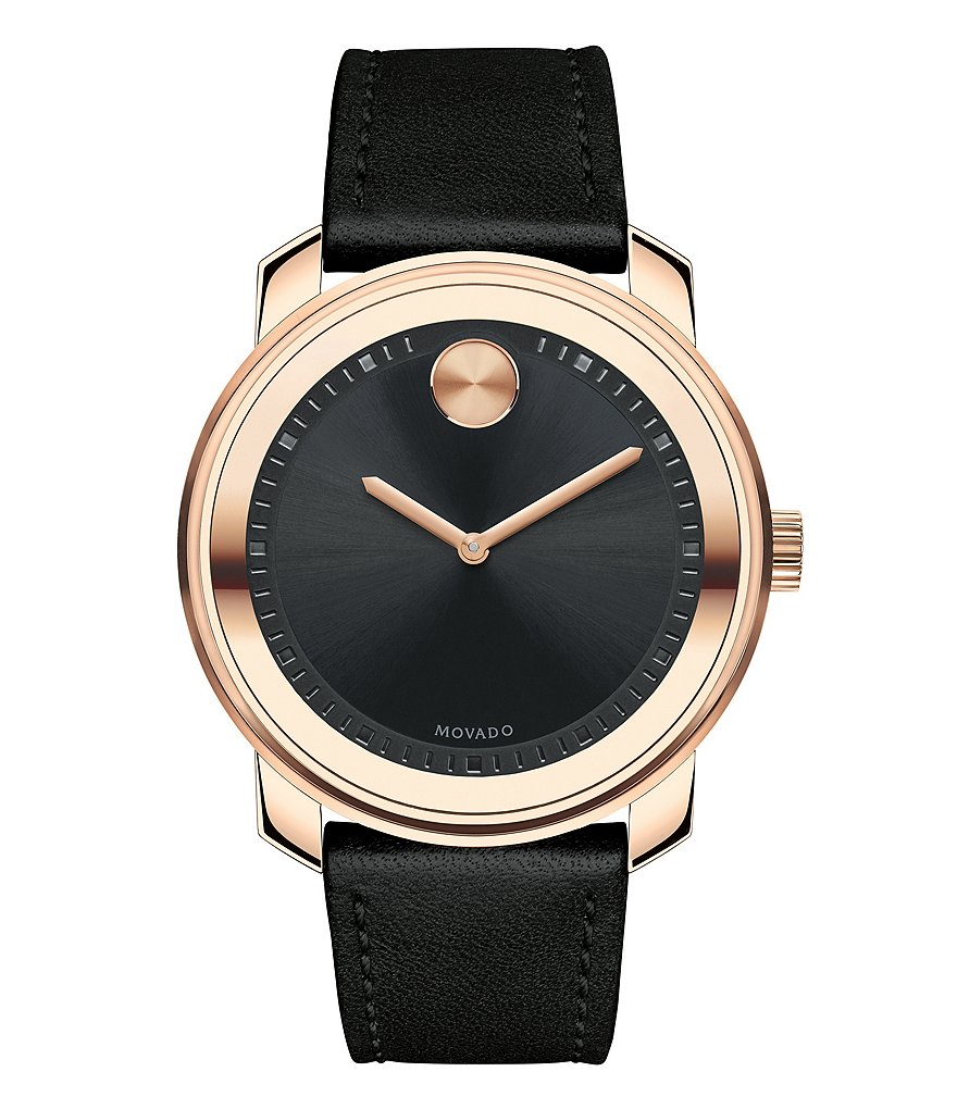 Movado Bold Analog Watch