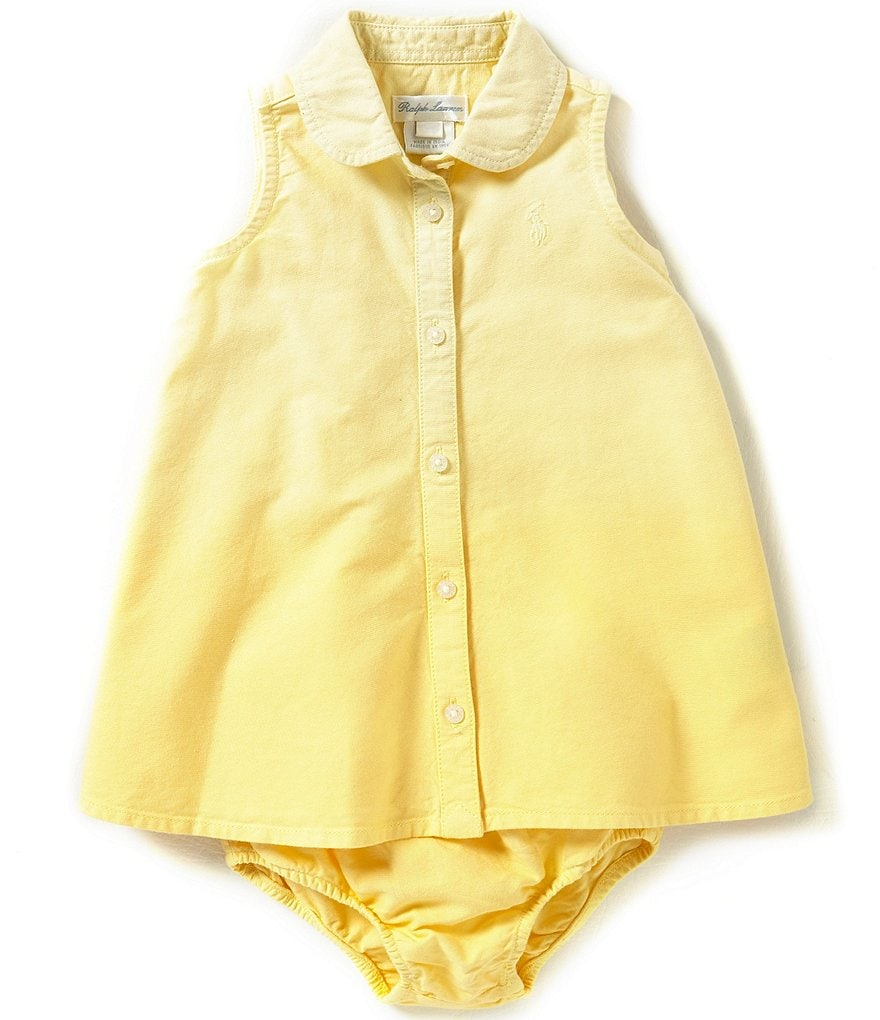 Ralph Lauren Childrenswear Baby Girls 3-24 Months Ombre Shirtdress