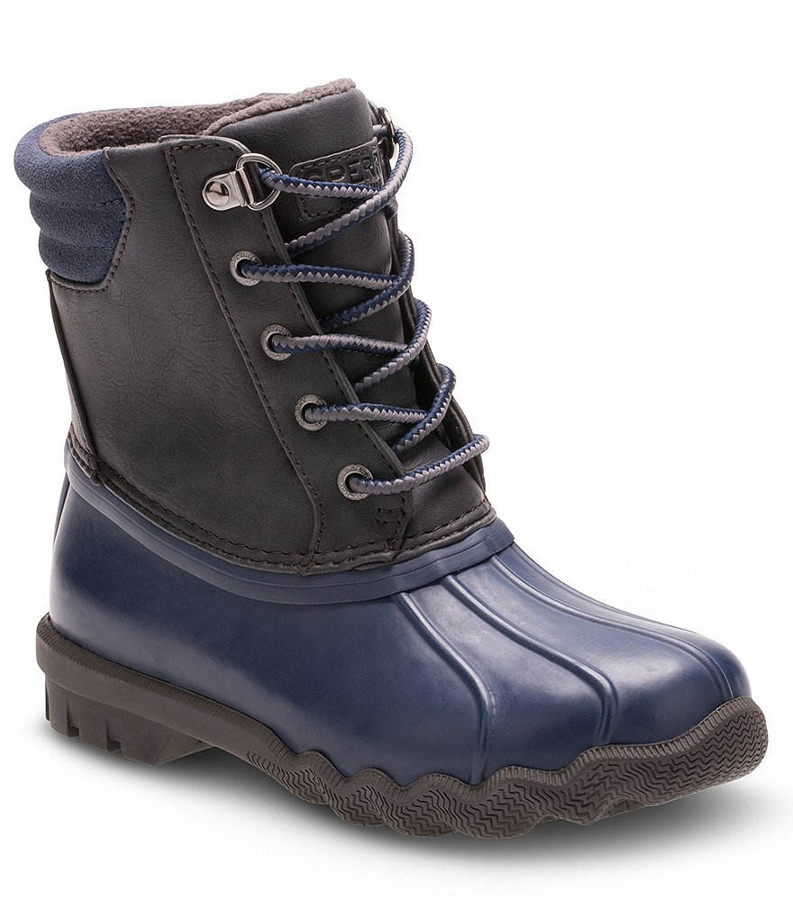 Sperry Boys´ Avenue Duck Cold Weather Duck Boots