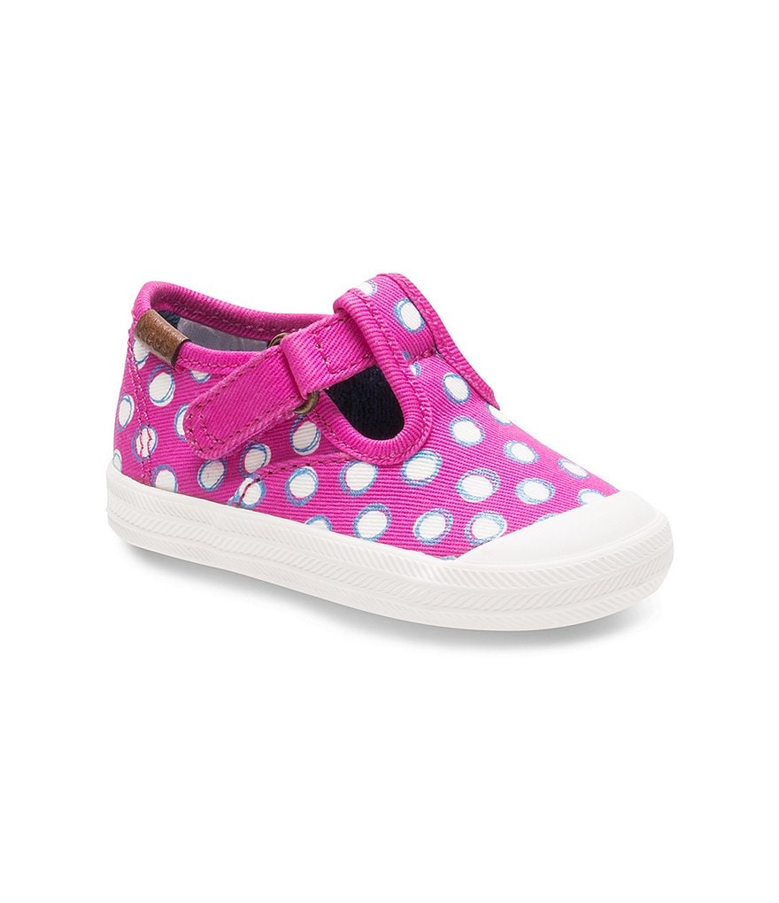 Keds Girls´ Champion Toe Cap T-Strap Sneakers