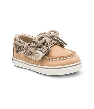 Sperry Girls Bluefish Crib Shoes