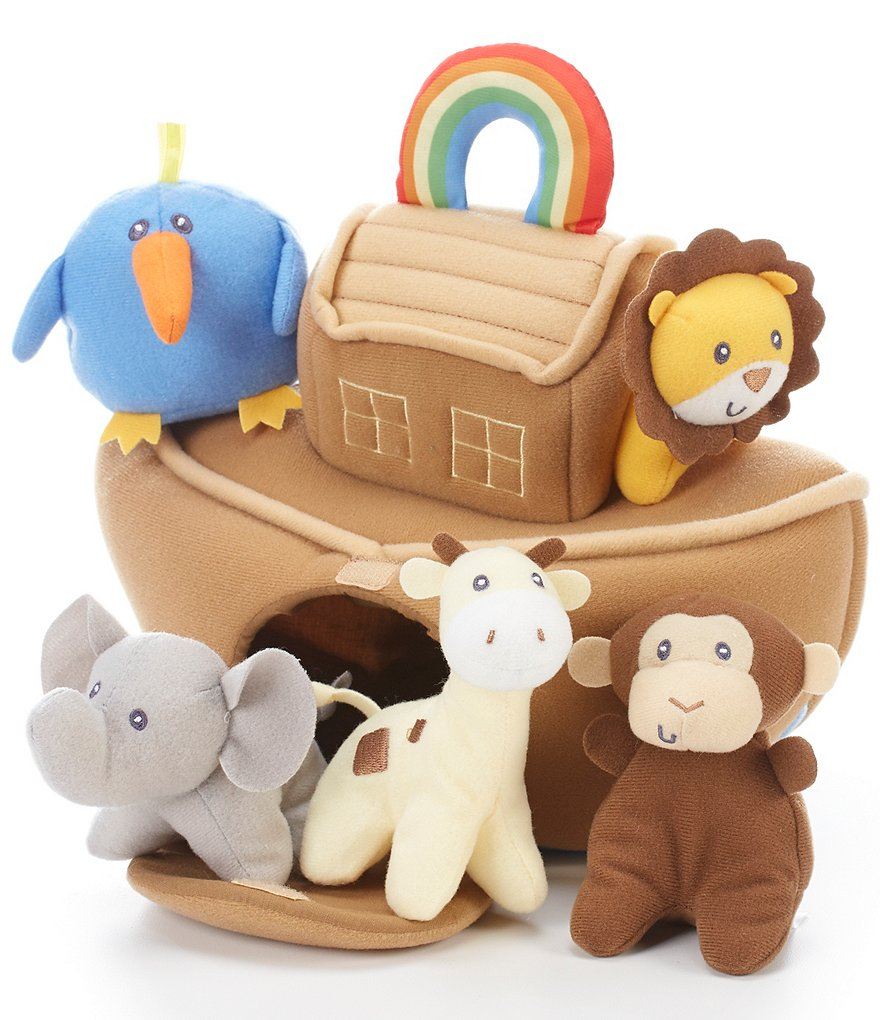 Gund Noah´s Ark Six-Piece Playset