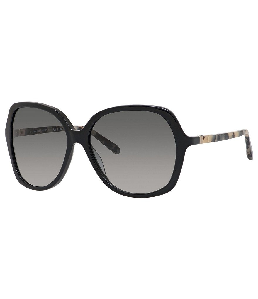 kate spade new york Jonell Square Butterfly Sunglasses