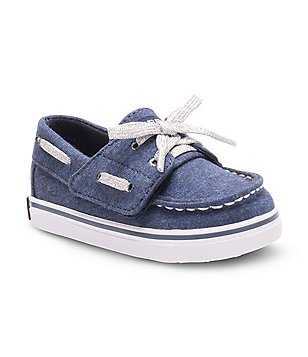 Sperry Girls´ Bahama Crib Jr. Boat Shoes