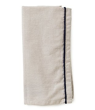Cremieux Jack Bordered Cotton Napkin