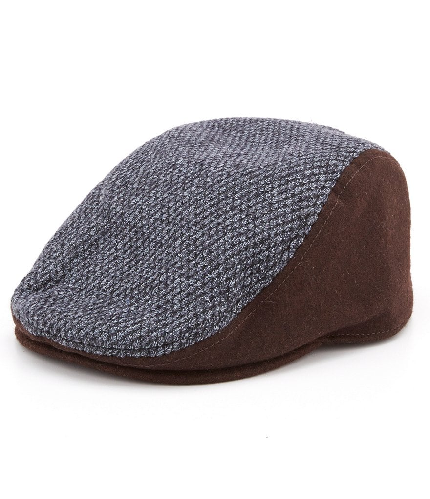 Cremieux Microsuede Driver Hat