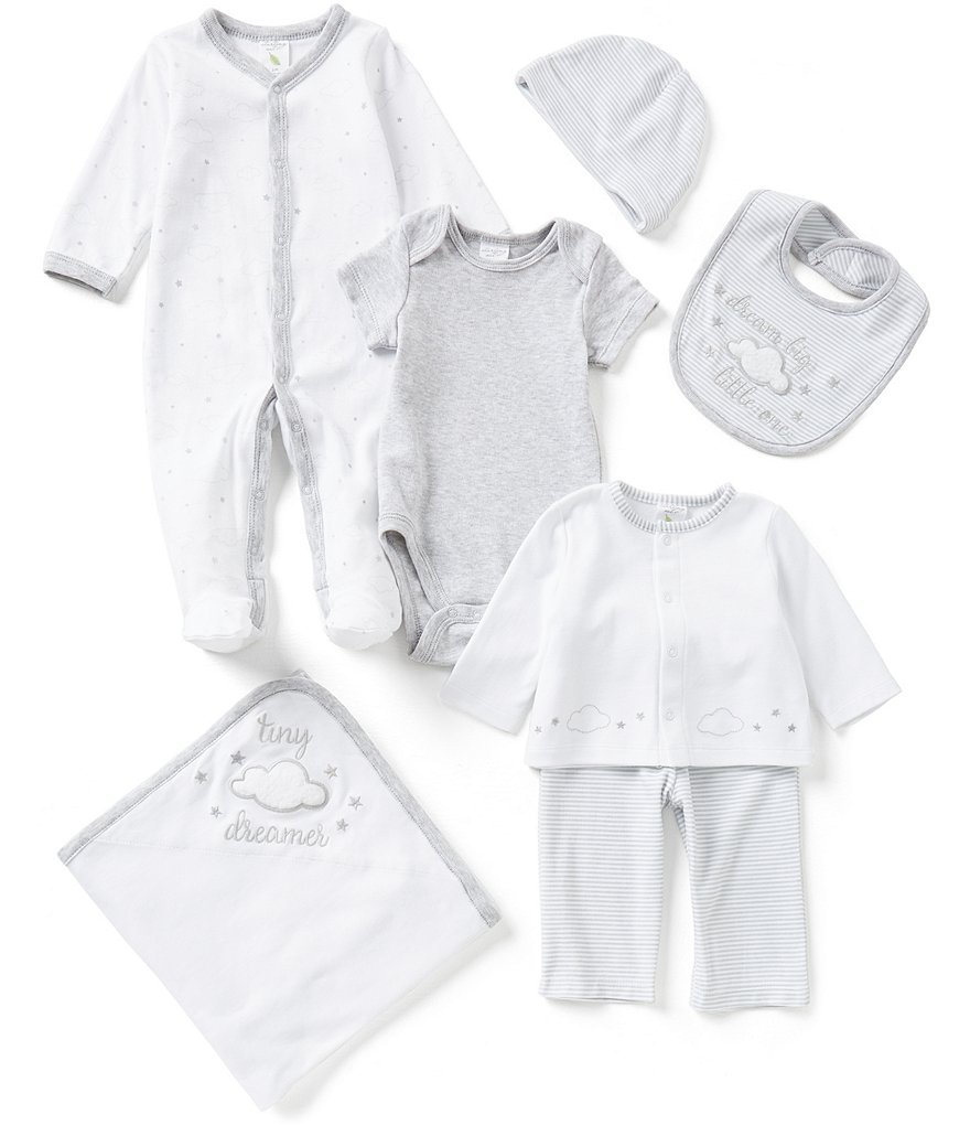 Starting Out Newborn-6 Months Dream Motif 7-Piece Layette Set