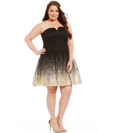Black and gold prom dress dillards – Dress fric ideas