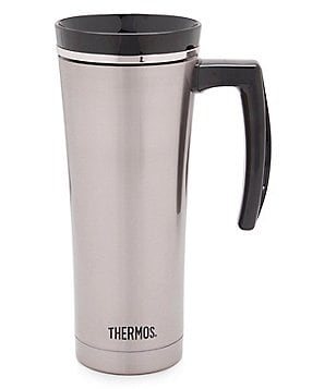 Thermos Sipp Vacuum-Insulated Stainless Steel Travel Mug