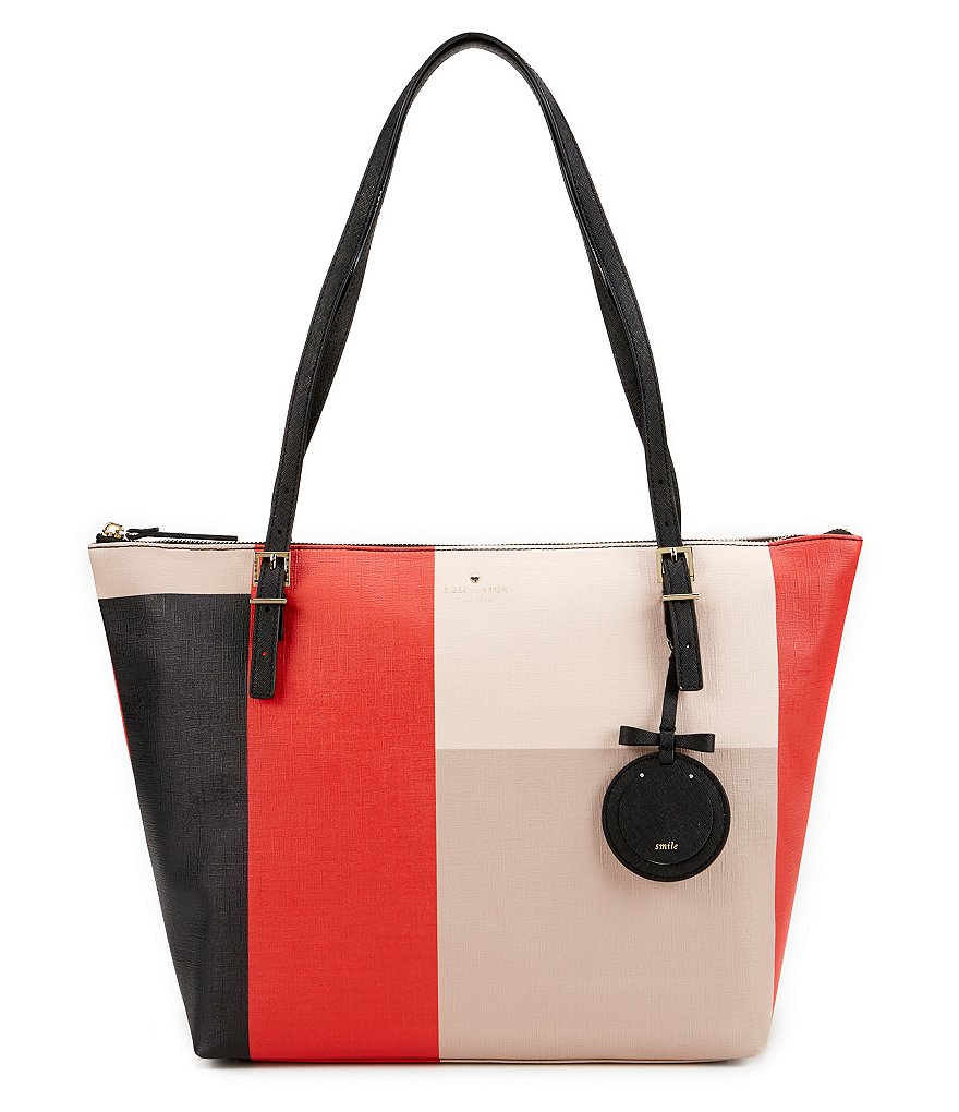 kate spade new york Emma Lane Collection Maya Color Block Tote