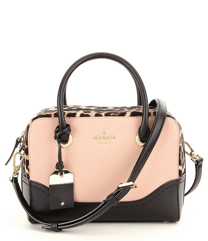 kate spade new york Caufield Road Collection Helin Haircalf Satchel