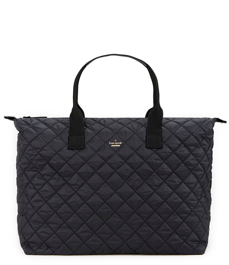 kate spade new york Ridge Street Collection Quilted Lance Yoga Tote