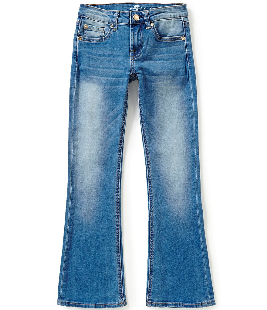 7 for All Mankind Big Girls 7-14 Bootcut Jeans