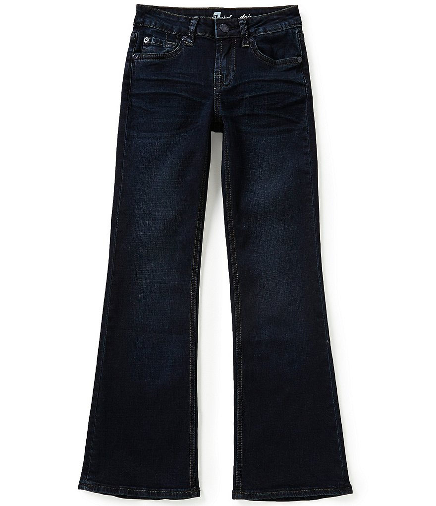 7 for All Mankind Big Girls 7-14 The Dojo Jeans