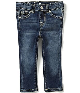 7 For All Mankind Baby Girls 12-24 Months The Skinny Denim Jeans